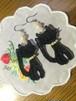 ★黒猫レース★