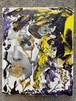 20200119-art painting Art Collage purple & flower