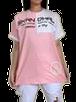 【SKANDHAL】FIRENZE Tシャツ【ピンク】【新作】イタリアンウェア《W》