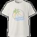 【トゥナイトトゥナイト】サンセットビーチTシャツ(バニラホワイト)