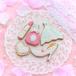 ギフトセット♡豆乳ヘルシーアイシングクッキー 『Girls』