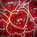 """Loverboy"" Sticker by Burrito Breath"