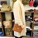 renoma  PVC shoulder bag /Made In France [B-206]