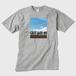 美瑛、マイルドセブンの丘(Tシャツ グレイ)