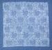 藍染×型染ハンカチ(古型)⑥