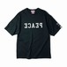"""ANRIVALED by UNRIVALED """"PEACE TEE"""" BLACK"""