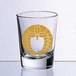 家紋入りショットグラス 商品ID:G-0002                      ギフト包装無料 送料別途(サイズ60)