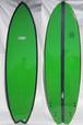 """【送料無料】HOMIE SURF BOARD [6'8""""] ショートボード サーフボード【DEADSTOCK】"""