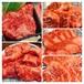 【送料無料】自宅で外食気分!赤身肉5種盛り Dセット約3人前