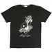 ☆12月11日より受注スタート☆ LigneのTシャツ/Black