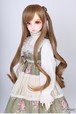【Luts】【即納】DW-241 (Sienna Brown)【9-10inch】