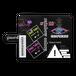 Androidスマホケース 【sticker design】