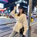 【送料無料】ブラウス トップス 長袖 Vネック ペプラムデザイン ランタンスリーブ フレア ウエストマーク ゆったり ふんわり 体型カバー カジュアル 大人可愛い ガーリー ナチュラル 韓国 春 デート 女子会 通勤 通学 お出かけ