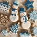 【クリスマス】アイシングクッキーキットB