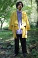 LInen Japonism Jacket