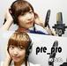 【める丸(楠芽瑠&平野友里)/ CD】/pre_pro