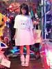 再入荷✨虹色のぬいぐるみ親子クマのBIGTシャツ/ジャングルバス
