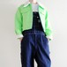 『WEARING MAIA』 GREEN CROPPED JACKET