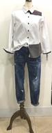 kawamura  双子織シャツ