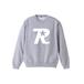 R-logo for Kids / スウェット(White/Gray)【送料無料】【Shop限定】