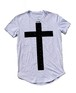 【JTB】CROCE Tシャツ【ホワイト】【再入荷】イタリアンウェア【送料無料】《M&W》