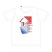 パッチアート風Tシャツ