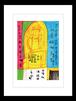 プリント額絵:石川法然作「オンバラダハン」