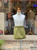 KIDS:SOTODE【ソトデ】Taffeta Wrap Short Pants(KHAKI/90〜150cm)高機能ラップパンツ