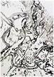 大橋麻里子 / Mariko Ohashi《drawing-10》