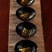 豆皿 金箔