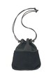 RE.ACT Kinchaku Bag Black