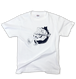 "uncle 'B' T-shirt ""white&navy"""