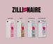 ZILLIONAIRE iPhone8/7/6/6s グリッターケース キスマーク 可愛い おしゃれ