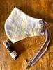 【NEW】WELT マスク フレッシュナー  +  Khadi cotton マスク /  紫紐