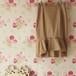 バックフリルタイトスカート [calla lily]
