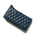 OUTSIDERS DIA QUILTED LEATHER WALLET <PORTER COLLABORATION>(TURQUOISE) / RUDE GALLERY BLACK REBEL