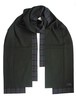 Jersey long scarf 'poche' / plaid ストール 172ASF28