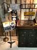 アンティーク スタンドランプ 40's 50's ビンテージ アメリカ買い付け フロア ライト