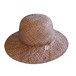 2TONE BOWLER HAT(COMESANDGOES)