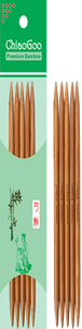 """Double Points Patina Bamboo 6"""" (15cm)"""