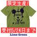 New!GOHEMP Tee第二弾Lime Green