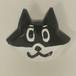 ピンバッチ 柴犬(黒) pbs-012