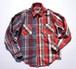 [UNION FLANNEL SHIRT] size:M
