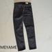 MEYAME/メヤメ・ブラックジーンズ