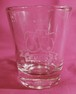 XXX shot glass -OPASS-