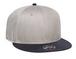 002 CAPサイドロゴ ネイビー・グレー