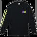 vibeca ロングスリーブTシャツ black