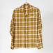 L/S OPEN COLLAR SHIRTS (YELLOW) / GAVIAL