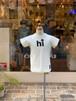 KIDS:NEEDLEWORKS STANDARD【ニードルワークススタンダード】Smile T-shirt(アイボリー/80〜150cm)スマイルTシャツ
