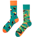 MANY MORNINGS SOCKS くつした トロピカル Tropical Heat